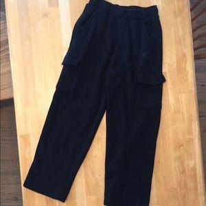 Starter black athletic pants